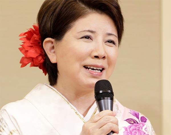 森昌子が引退を発表!芸能活動は年内で終了!