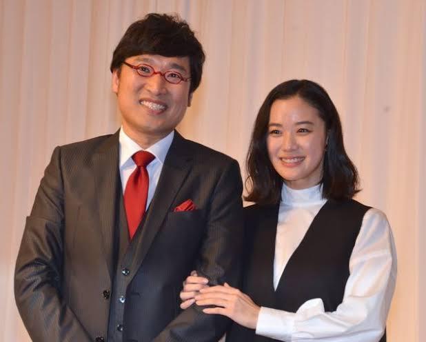 【衝撃】山里亮太と蒼井優が結婚を報告!驚きのスピード婚!!