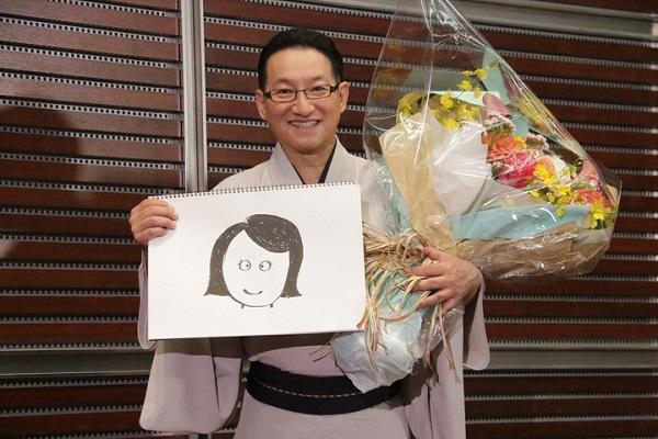 春風亭昇太が結婚を笑点で生発表!
