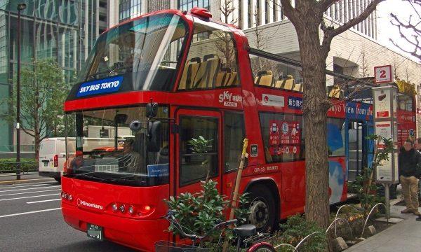 2階建てバスが減っていた理由と再び導入するわけとは?