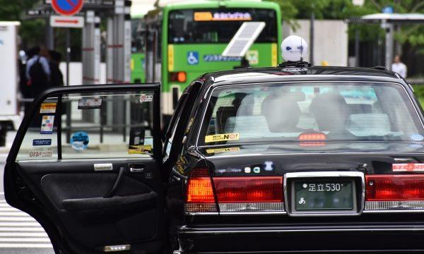タクシードライバーに若手が多数参入?タクシー会社収益拡大のヒミツとは?