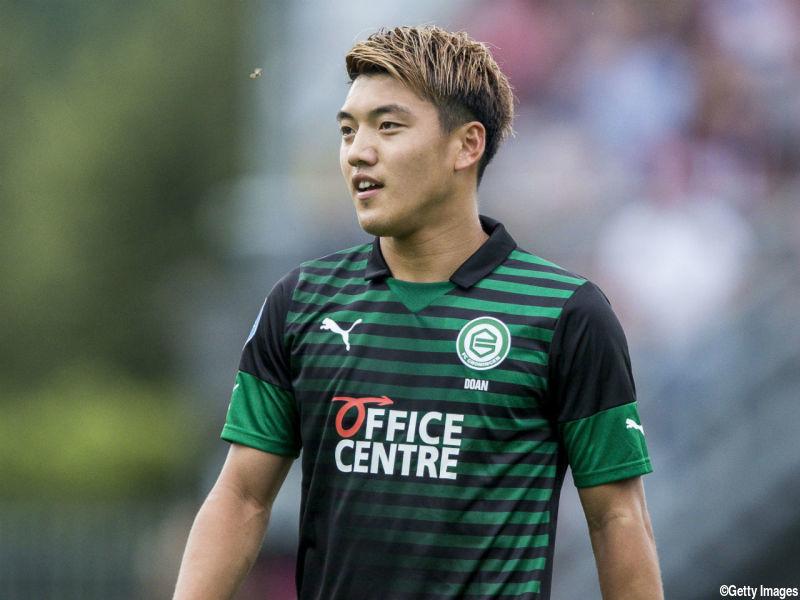 堂安律がオランダの名門PSVアイントフォーヘンにステップアップ移籍。