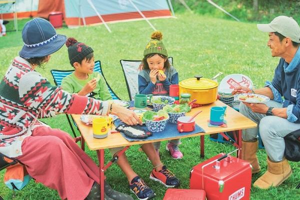 ブーム再来!秋のキャンプはこれを揃えたい!
