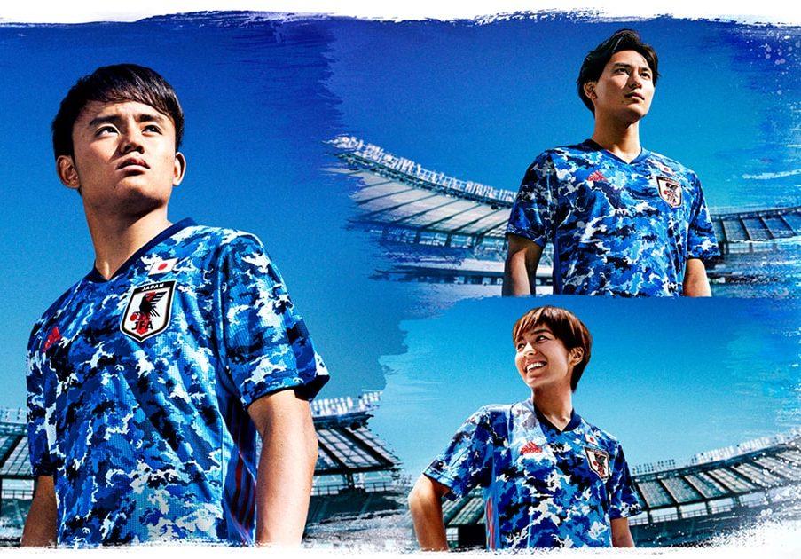 サッカー日本代表の新ユニフォームがダサい理由。