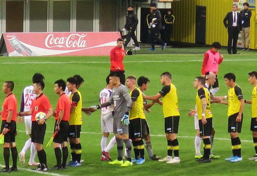 柏レイソルVS京都サンガが13-1。記録だらけの試合となった理由