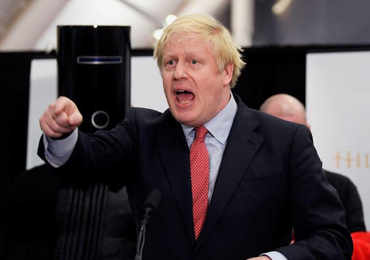 イギリス下院選挙保守党が圧勝。1月EU離脱が事実上確定。香港問題にも影響