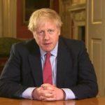 イギリス ボリスジョンソン首相が新型コロナウイルスに感染。