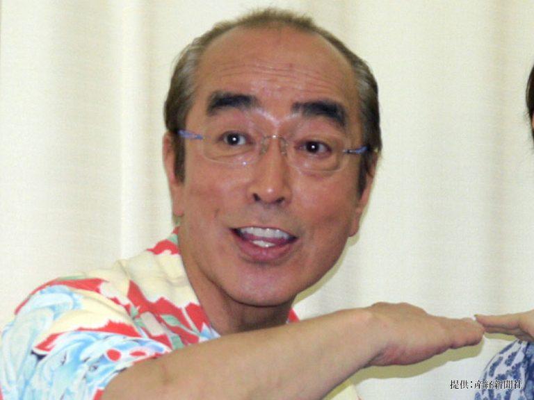 志村けんが教えた新型コロナウイルスの危険性。