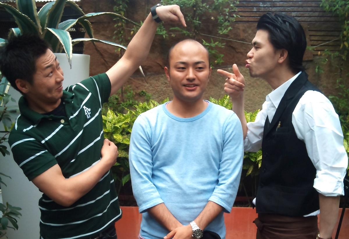 美容師稼業も大変…一番気を使うのは薄毛の人!