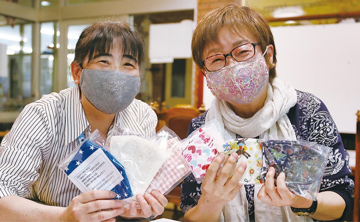 手作りマスクって効果あるの?芸術性は高いよ!
