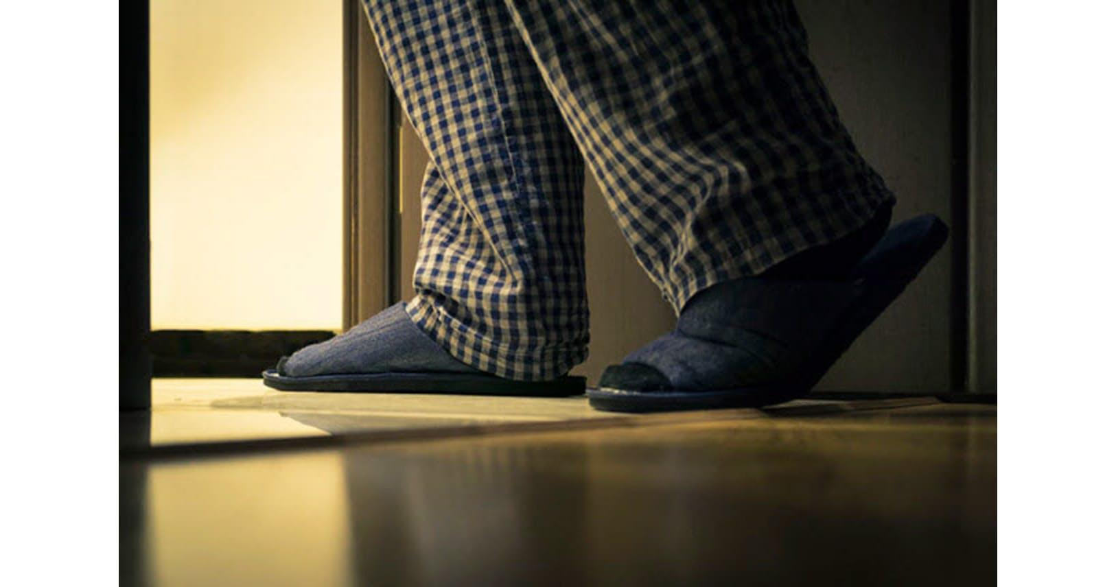 40代からの夜間頻尿…何度もトイレに行きたくなる原因は??