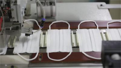 ウレタンマスクの効果は小さい。不織布マスクと換気の効果が高いことがスーパーコンピューターで明らかに。