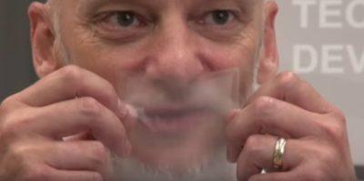 スイスが作った透明マスク…やっぱり口元が見たいらしい…国民性の違いだね