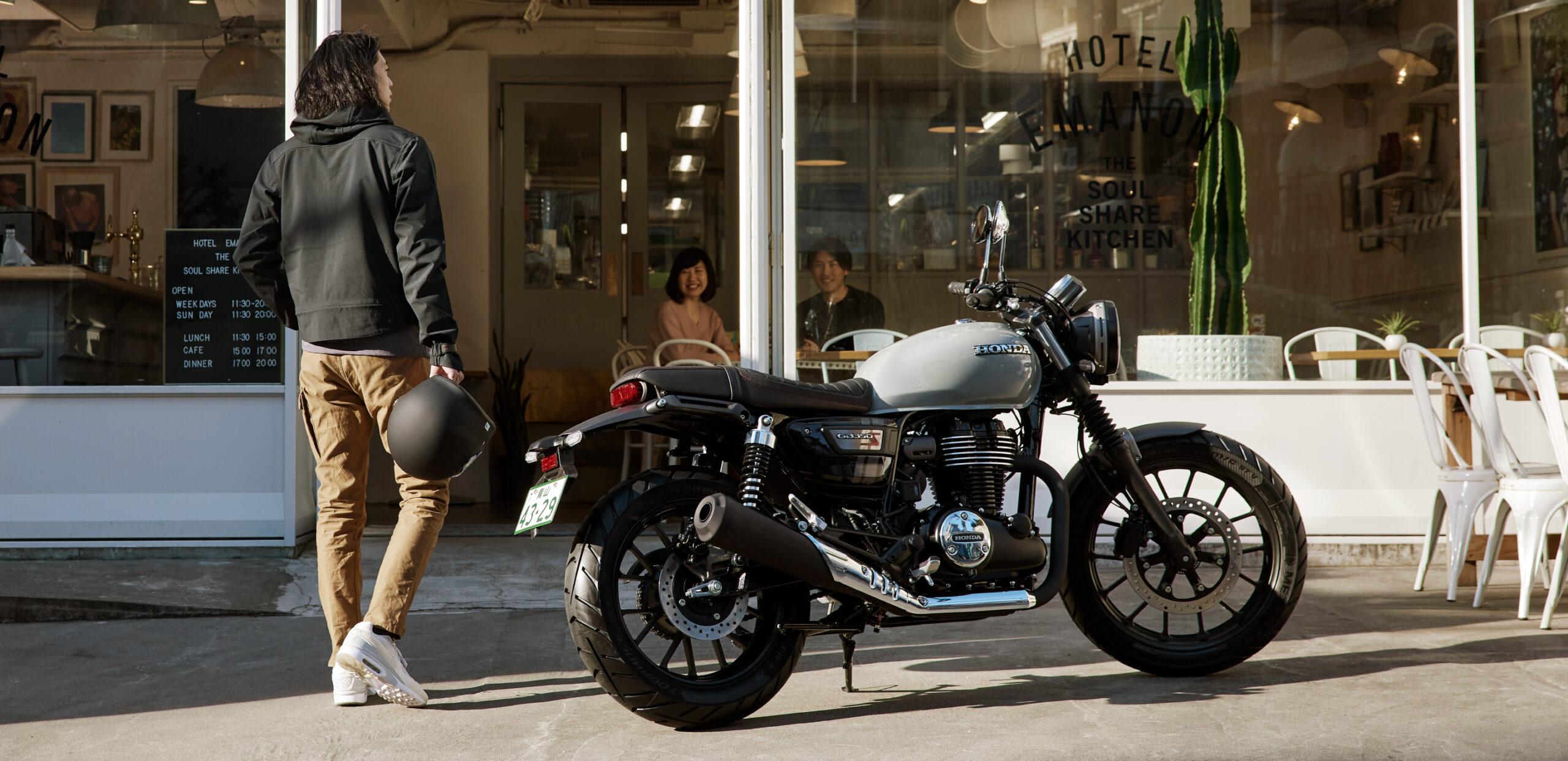 【GB350】ホンダから待望の空冷単気筒バイク