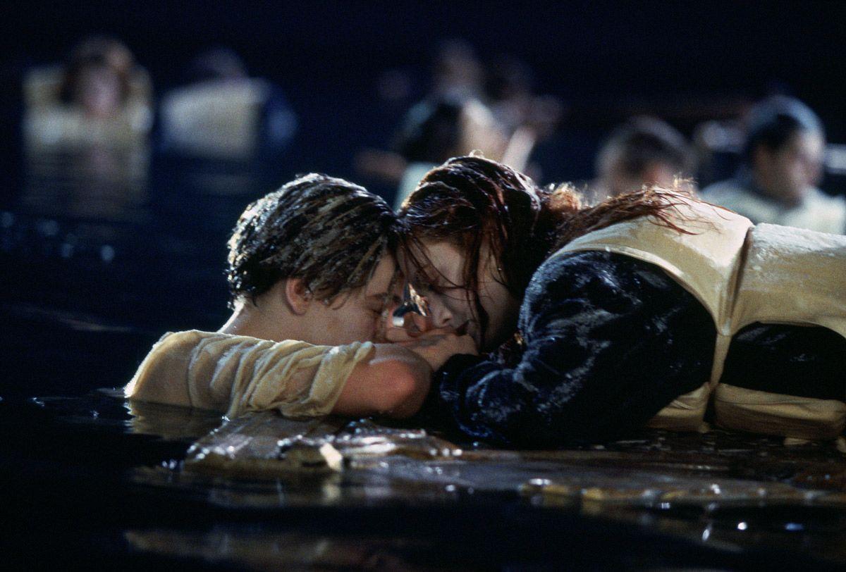 映画「タイタニック」の水は冷たくなかった…トイレ休憩は禁止だったみたい