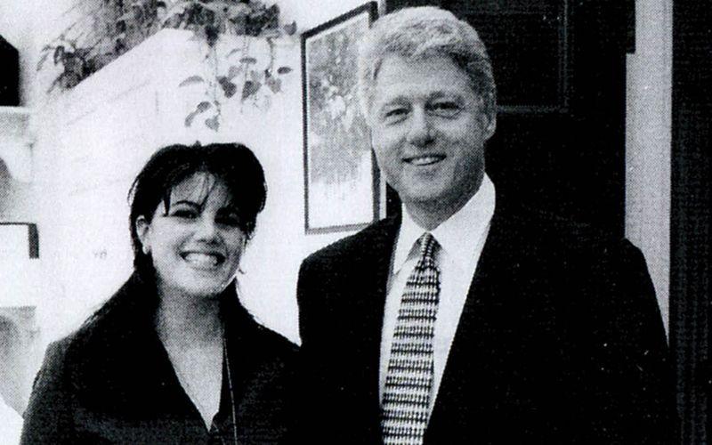 クリントン元大統領の不倫をドラマ化!モニカ本人がプロデューサー!?